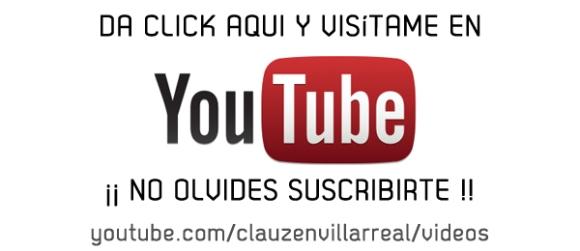 ClauzenOnYouTube