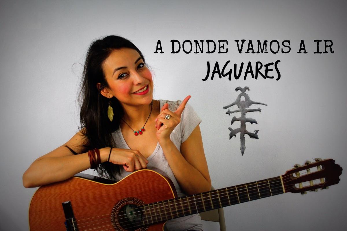 A DONDE VAMOS A IR - JAGUARES | Video Cover Acústico |