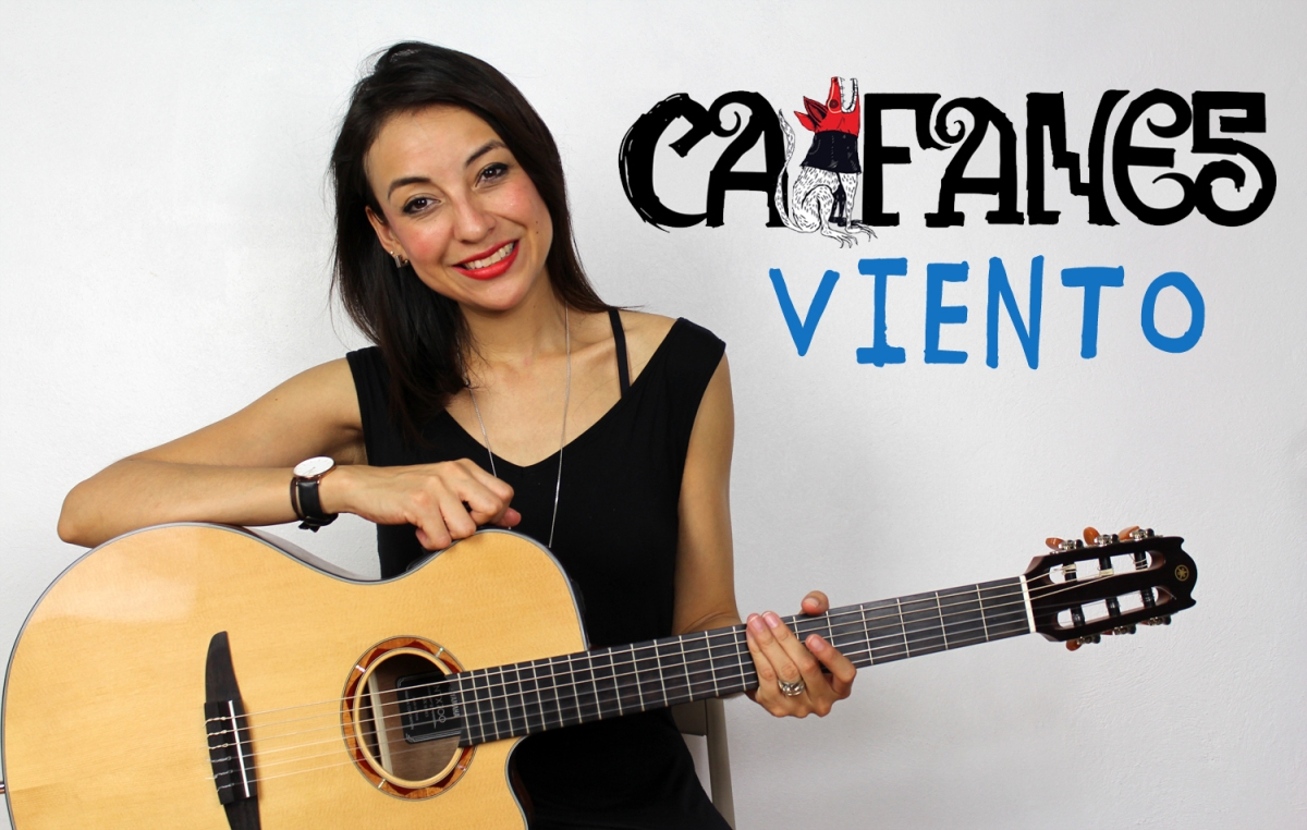 VIENTO ... MI NUEVO COVER A CAIFANES !! |VIDEO|